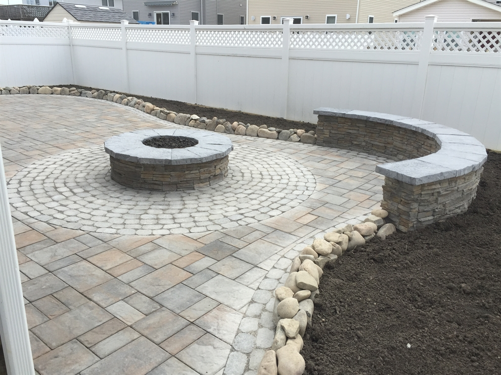 hardscaping, 7 Fire Pit Ideas to Complete Your Backyard Hardscaping