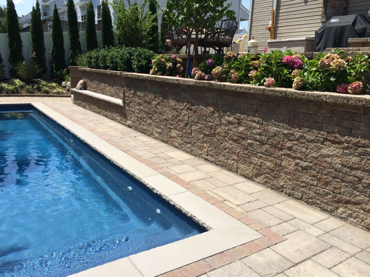 south jersey landscaping, Why to Choose a Gunite Pool for Your South Jersey Landscape