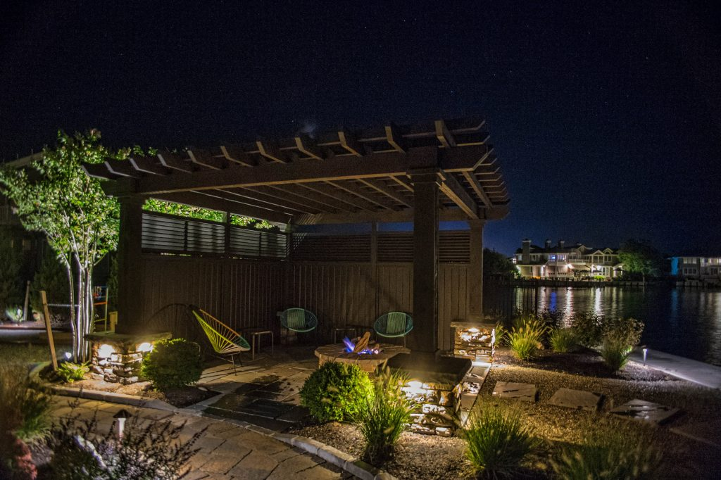 Outdoor Living Space, Fall is the Perfect Time to Plan a New Outdoor Living Space